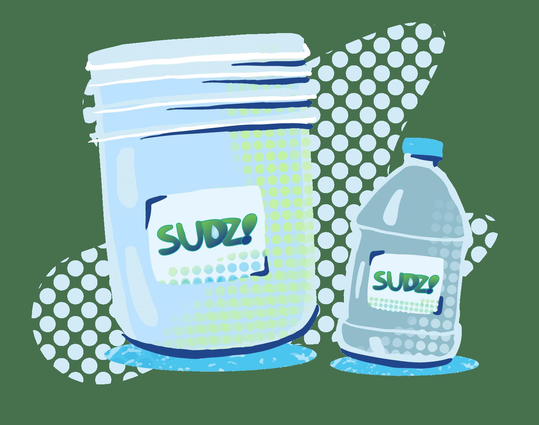 laundry detergent fundraising